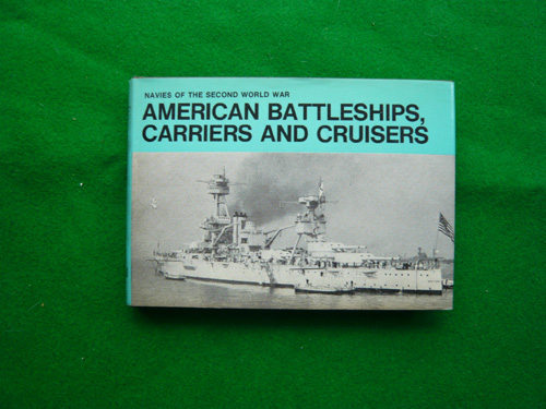 American Battleships, Carriers and Cruisers