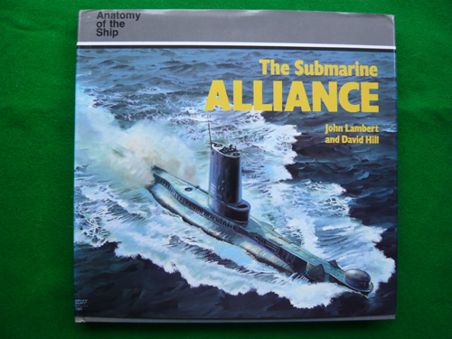 Anatomy of the Ship - The Submarine Alliance