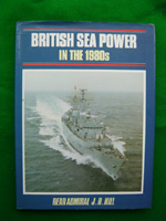 British Sea Power in the 1980s
